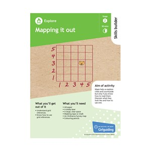 Explore skill builder stage 2 mapping it out activity resource