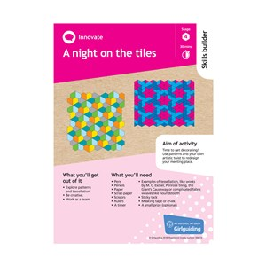 Innovate skills builder stage 4 A night on the tiles activity resource
