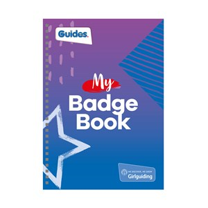 Guides my badge book resource