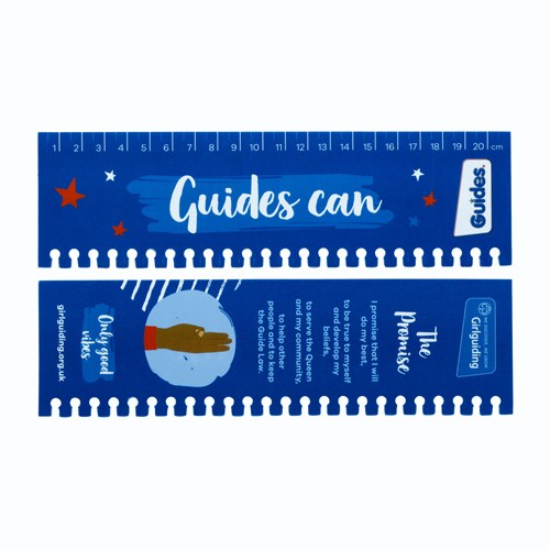 Guides ruler page marker