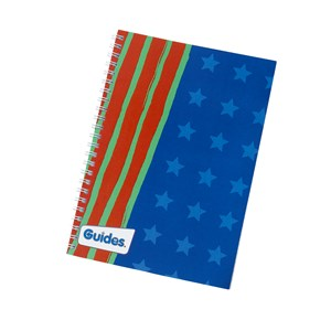 Guides ring bound note book