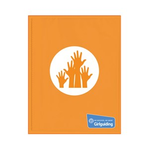 Take Action display book A4 programme