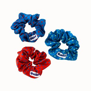 Guides scrunchies