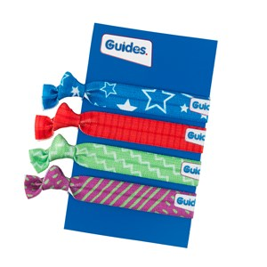Pack of 4 Guides wristbands